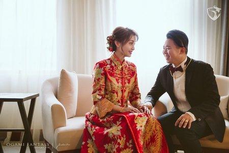 婚禮攝影   Paul+Nicole   台北@星靚點花園飯店