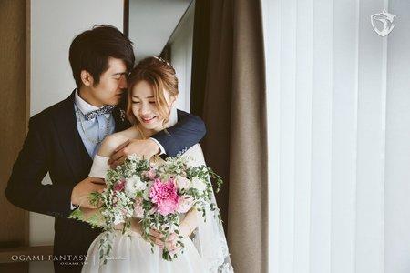 婚攝精選 Jam+Erin   台北@格萊天漾大飯店,大神 OGAMI,婚攝