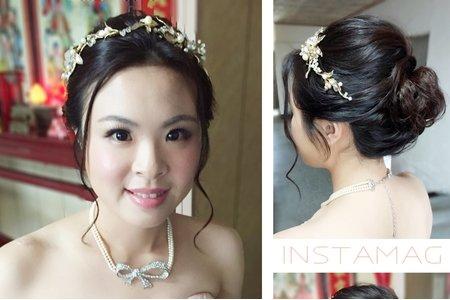 Bride燕(短髮新娘)