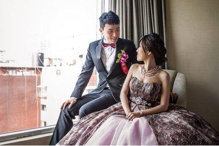 [婚攝] Andy & Ashley│台北@晶華酒店│迎娶午宴