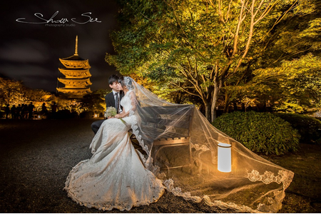 [海外婚紗] Masahiro & Chieh│日本京都│自助婚紗PRE-WEDDING