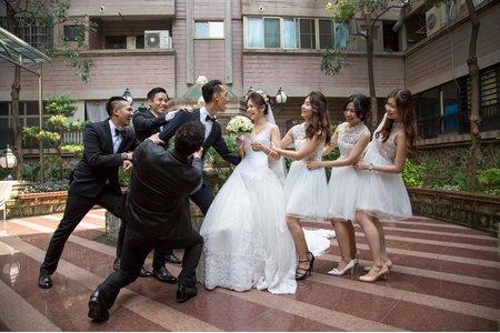 Jason &  Mavis  婚禮紀錄