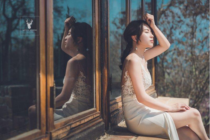 夏日婚紗照~這樣拍很有日系風格