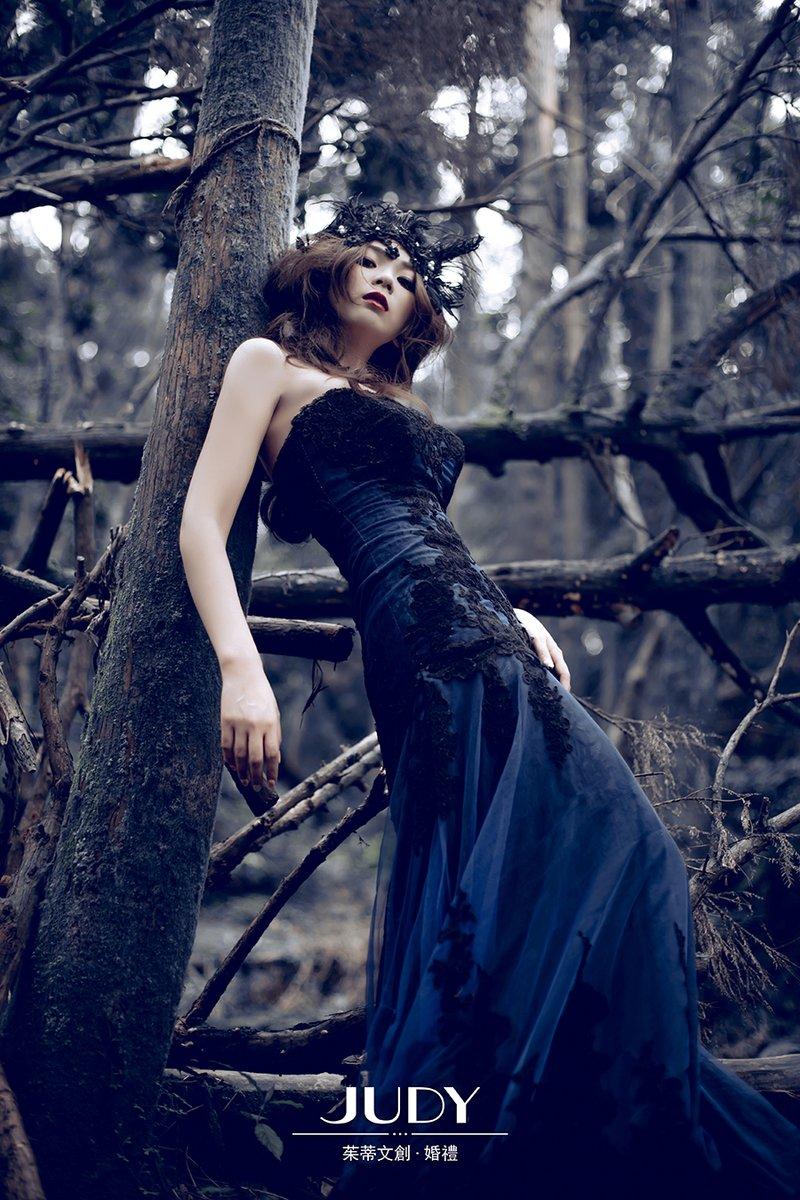 黑色系禮服