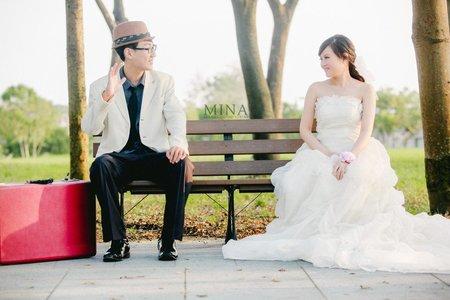 結婚 / 訂婚 / 宴會整體造型設計
