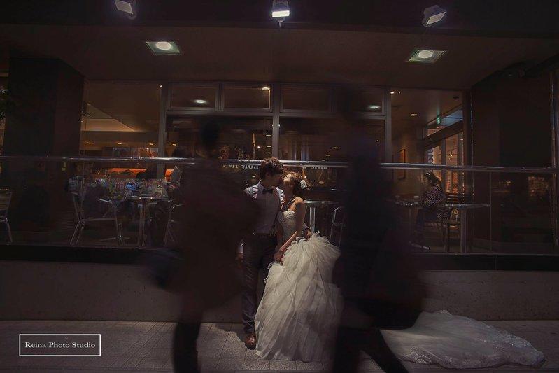 沖繩海外婚紗拍攝