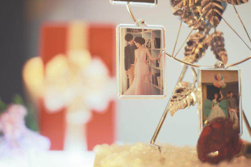 婚禮平面動態錄影作品