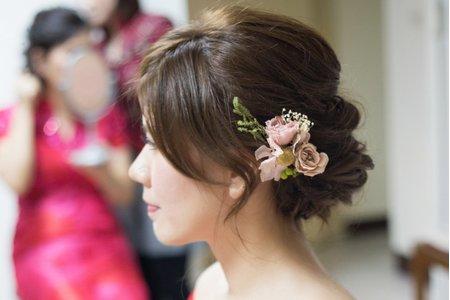 新竹新秘 孟庭結婚
