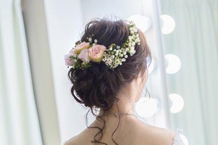 新竹新秘 思亭結婚