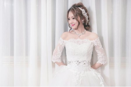Nico妮可彩妝造型---Ariel婚禮紀錄