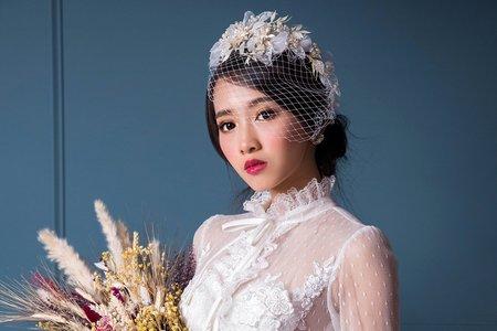 Nico妮可彩妝造型-花花