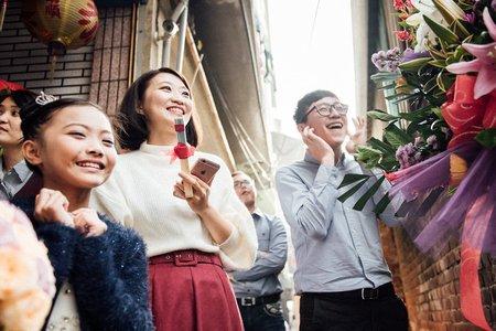 2017.01.02 高雄寒軒飯店 冠翰&鈺樺 迎娶午宴