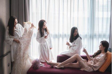 【婚禮紀錄18000元起~】雙儀式+宴客