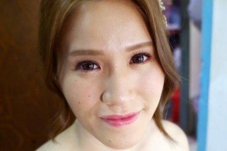 文訂造型(台北 花蓮 全台新秘)翁詩涵造型彩妝工作室