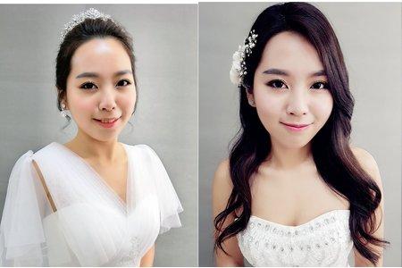 Serinstyle/170330/韓風精緻新娘造型