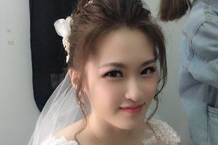 慧玟結婚迎娶造型