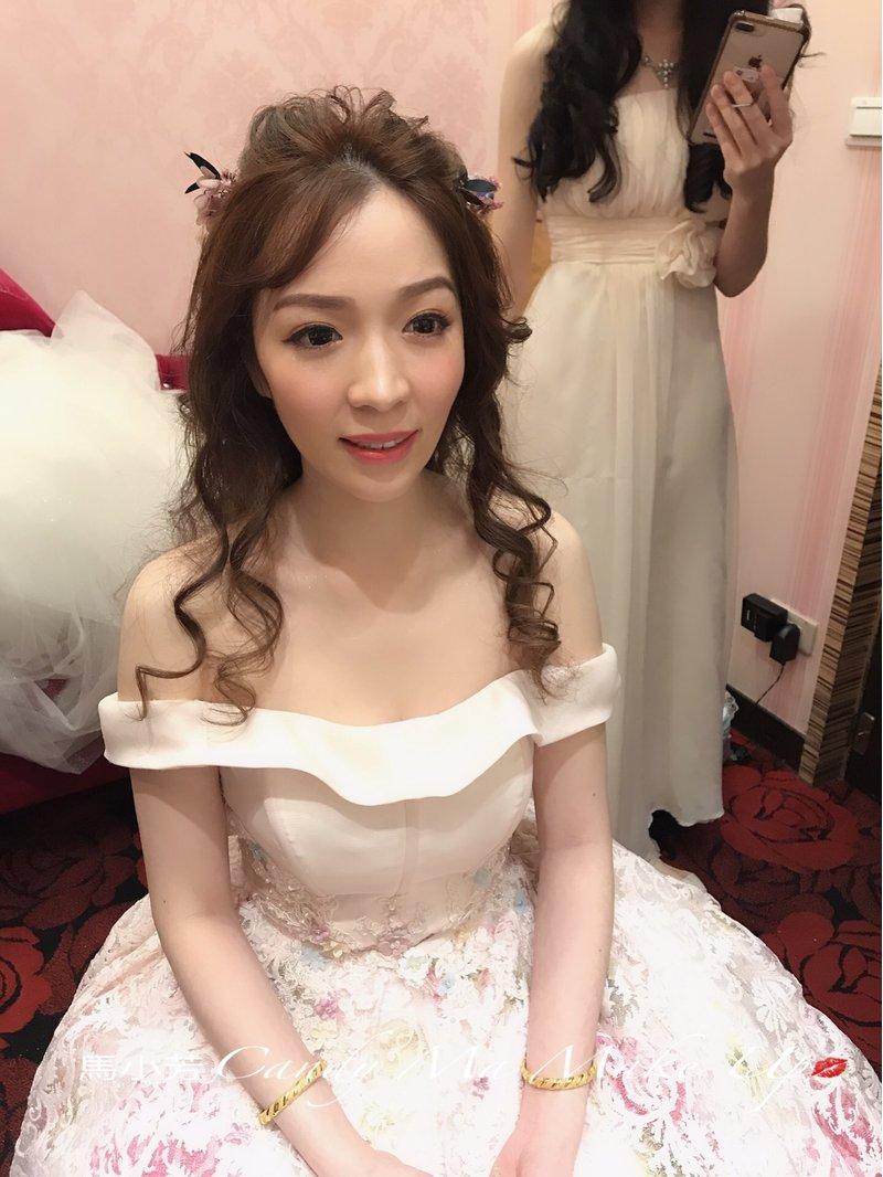 馬小芳Candy Ma make up