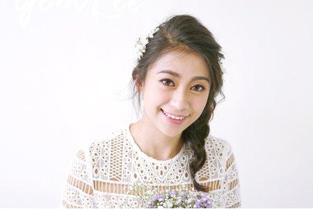 白紗造型.Amy Li