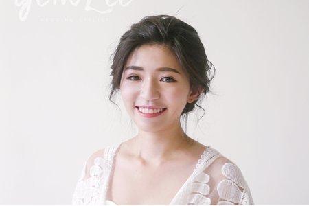 白紗造型.Chuan-jung Hsiao
