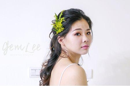 白紗造型.Viane Chen