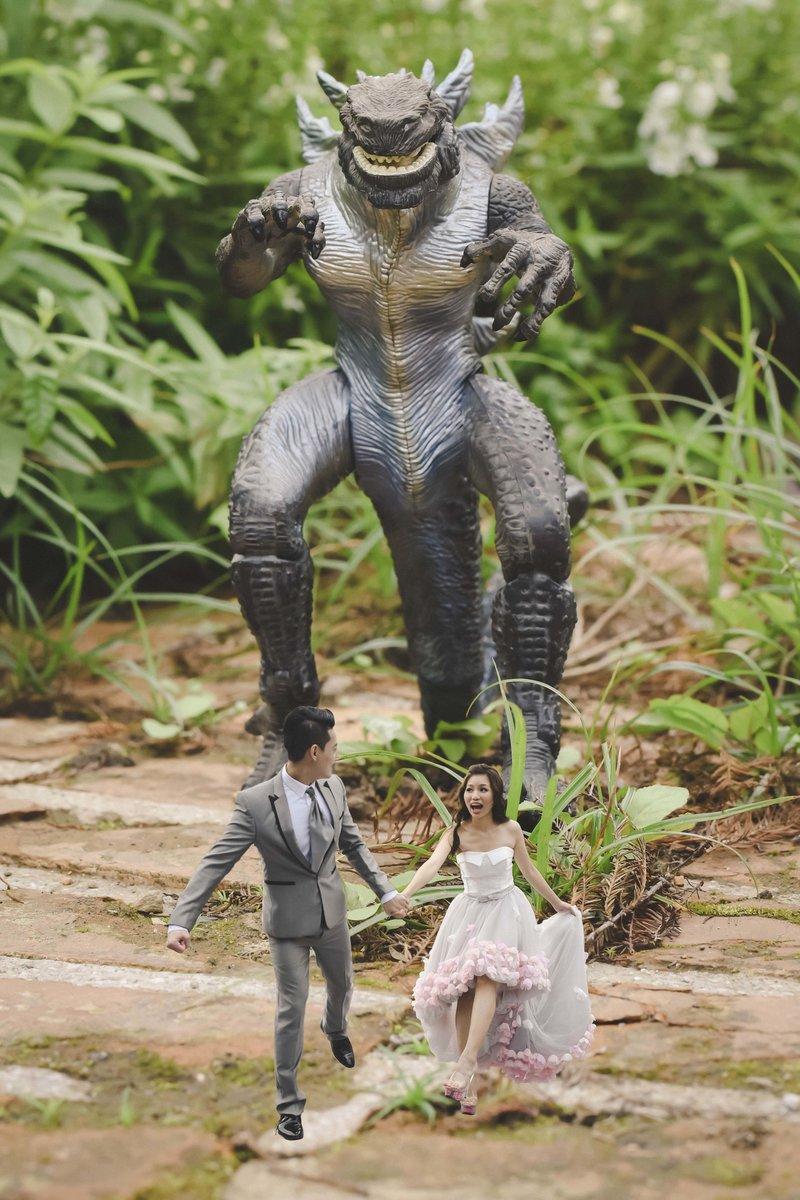 法樂米FollowMe婚紗攝影寫真