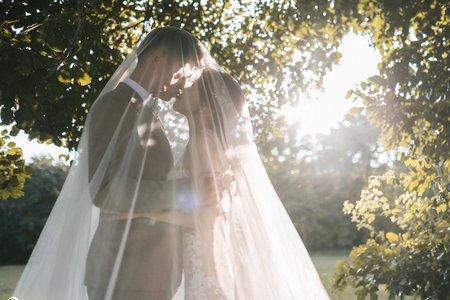 昆娜輕婚紗單拍專案