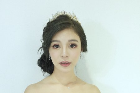 Chi Makeup-公主系電眼