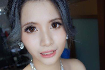 Chi Makeup-洋娃娃電眼