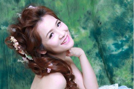 作品-白紗-甜美仙女風