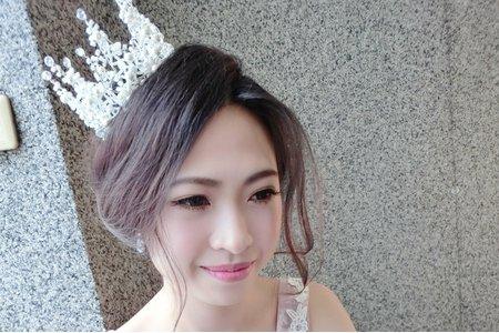 20160424-公主風 新娘造型