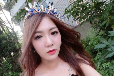 2016 時尚感新娘妝髮
