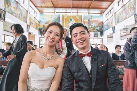 【 婚禮記錄 / 平面攝影 】