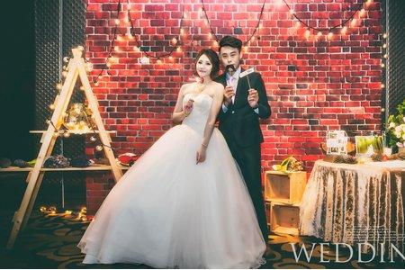 名毅+文玲  潮港城國際美食館