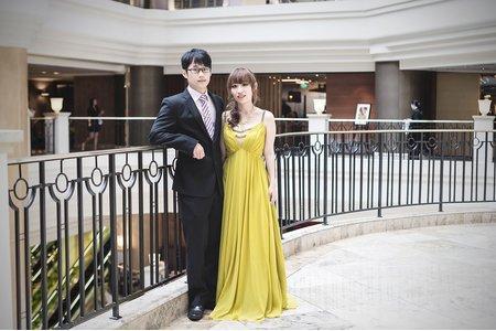 騰頡+小予  台北君悅酒店