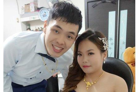 2017/07/09台南善化凱鳳結婚