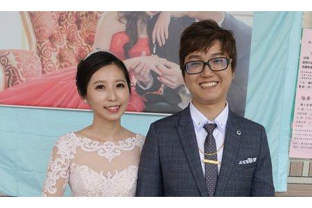 2017/05/07台南西港泳維訂婚