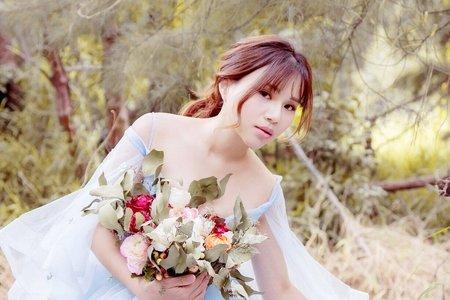 2017/12/11台南Angel自助婚紗