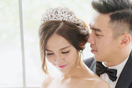 2018/01/07台北Ning自助婚紗