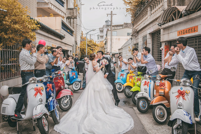 女攝小喬 婚禮紀錄 高雄婚攝 平面婚攝