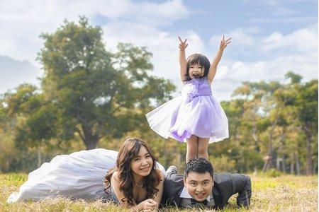 Leo Color Photography 藝術影像 - 親子婚紗/寫真