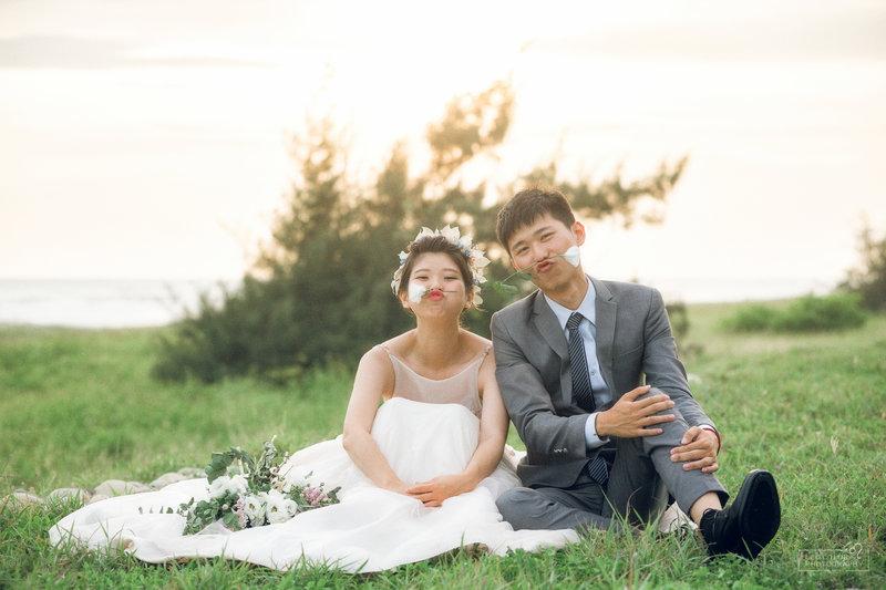 Leo Color 自助婚紗