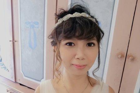 Tifa make up studio/俏皮QQ新娘