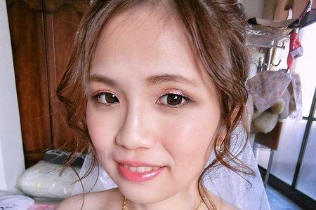 Tifa make up ~慧芳bride