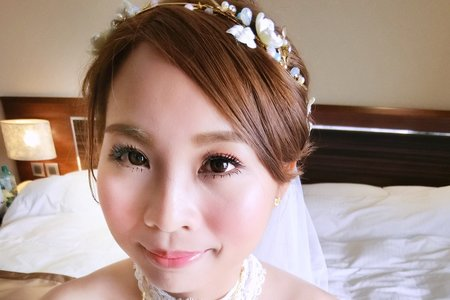 Tifa make up studio~欣怡結婚,晚宴