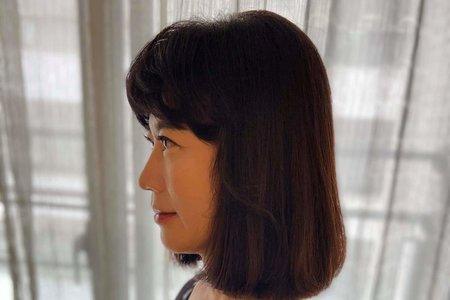 108/10/28一親友妝髮、伴娘妝髮