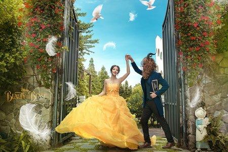 公主系列VIII#美女與野獸