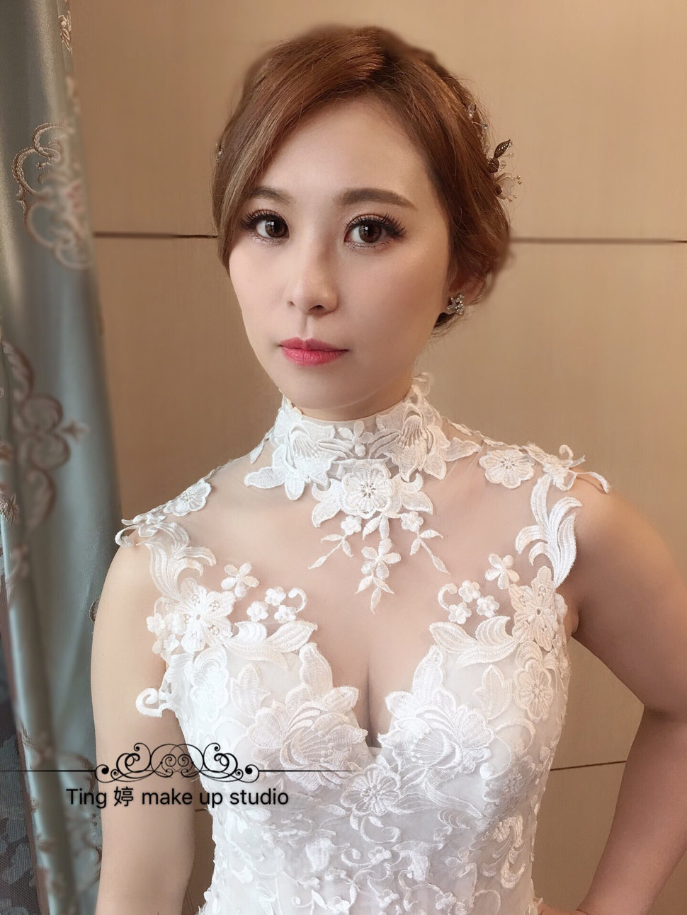 4E8B0192-756F-40C4-ACDB-660F45B98AD0 - Ting婷 make up studio《結婚吧》