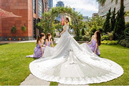 [台北婚攝] 維多麗亞酒店 迎娶午宴 婚禮攝影