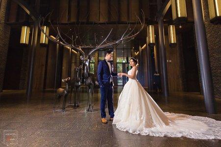 [婚禮攝影] 晶綺盛宴黃金廳 | 晚宴宴客 | 婚禮紀錄