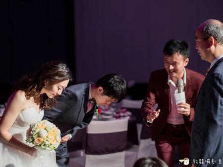 婚禮流程的時間,是絕對嗎?!